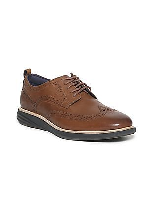 Cole Haan Grand Evolution Wing Tip Oxfords