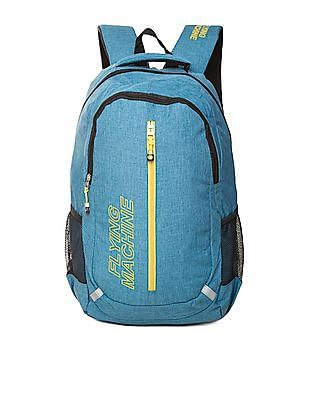 Flying Machine Solid Laptop Backpack