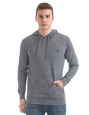 Aeropostale Regular Fit Hooded Sweatshirt