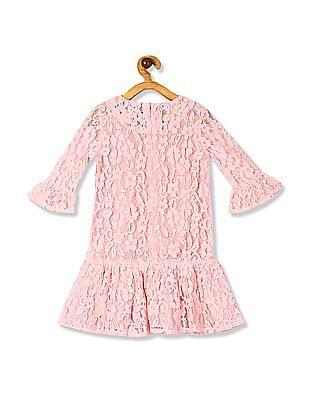 U.S. Polo Assn. Kids Light Pink