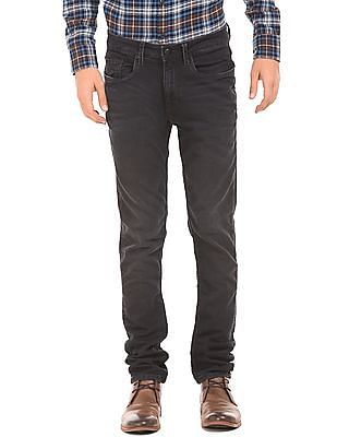 Ed Hardy Stone Washed Slim Fit Jeans