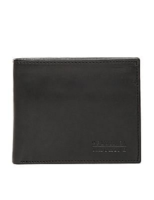Flying Machine Leather Bi-Fold Wallet