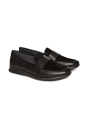 Cole Haan ZeroGrand Suede Panel Slip On Shoes