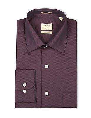 Arrow Regular Fit French Placket Shirt