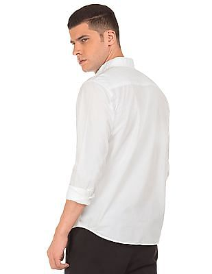 Aeropostale Regular Fit Button Down Shirt