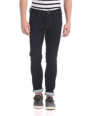 Arrow Sports Justin Skinny Fit Mid Rise Jeans