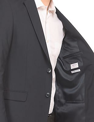 Arrow Regular Fit Single Breasted Blazer