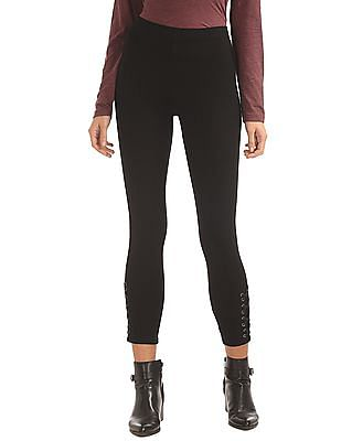 SUGR Solid Knit Pants