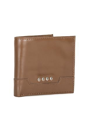 U.S. Polo Assn. Grained Bi-Fold Wallet