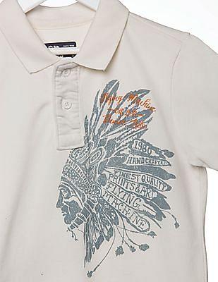 FM Boys Boys Regular Fit Polo Shirt