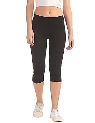 SUGR Cropped Active Leggings