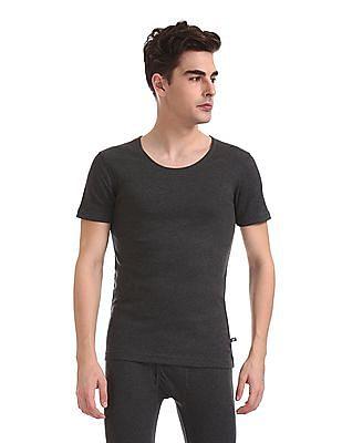 Hanes Ribbed Knit Thermal T-Shirt