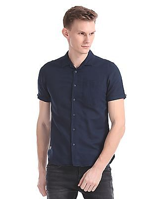 Ed Hardy Slim Fit Short Sleeve Shirt