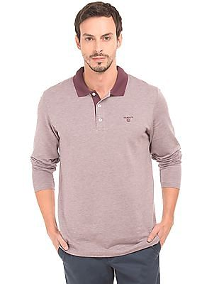 Gant Regular Fit Cotton Polo Shirt