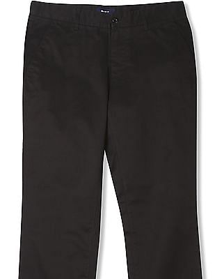 Gant Narrow Fit Low Rise Chinos