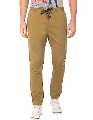 Aeropostale Regular Fit Woven Joggers