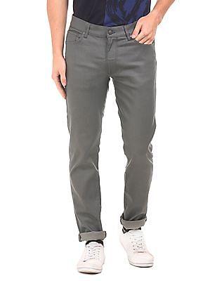 Gant Dark Wash Tapered Slim Fit Jeans