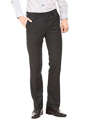 Arrow Flat Front Trousers