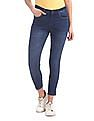 Flying Machine Women Veronica Skinny Fit Cropped Jeans