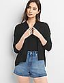 GAP Softspun Drapey Open Front Cardigan
