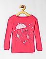 GAP Baby Princess Friends Sleep T-Shirt