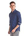 U.S. Polo Assn. Denim Co. Long Sleeve Printed Shirt