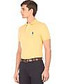 U.S. Polo Assn. Solid Slim Fit Polo Shirt
