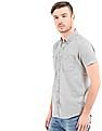 Cherokee Honeycomb Weave Slim Fit Shirt