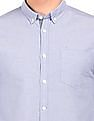 Flying Machine Slim Fit Oxford Shirt