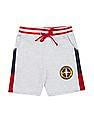 Cherokee Boys Heathered Knit Shorts - Pack Of 2