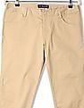 U.S. Polo Assn. Women Skinny Fit Cropped Trousers