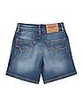 FM Boys Boys Washed Denim Shorts