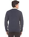 Arrow Sports Long Sleeve Lambswool Sweater