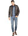 U.S. Polo Assn. Solid Leather Jacket