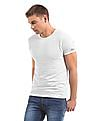 Flying Machine Regular Fit Round Neck T-Shirt