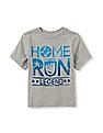 The Children's Place Toddler Boy 'Home Run Legend' Graphic Tee