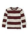 The Children's Place Boys Long Sleeve Crew Neck T-Shirt