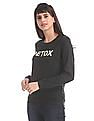 SUGR Grey Crew Neck Active Sweatshirt