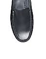 Arrow Sports Square Toe Leather Loafers