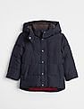 GAP Baby Blue Cold Control Max Puffer Jacket