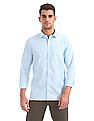 Excalibur Chest Pocket Patterned Shirt